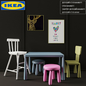 IKEA kids set