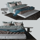 Baxter budapest soft bed