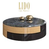 Lido center table metal