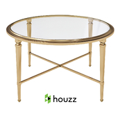 Round Glass Coffee Tables - Foter