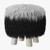 Icelandic Sheepskin chair