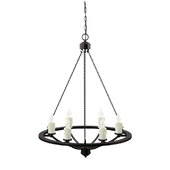Callion 6-Light Candle-Style Chandelier