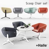 Halle Scoop Lounge Set