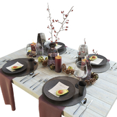 Tableware set 4