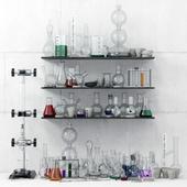 Laboratoria Chemistry set / Лабораторная посуда