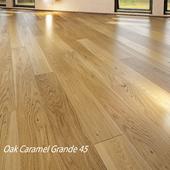 Parquet board Barlinek Floorboard - Pure Line - Oak Caramel Grande