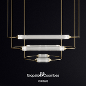 Giopato & Coombes Cirque Chandelier