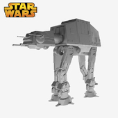 AT-AT Toy Tank from Star Wars