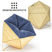 POLYGONAL CHAIR 2