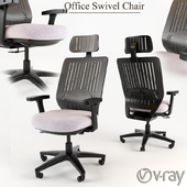 Office Swivel Hydraulic Chair