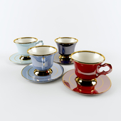 Classic Tea cups