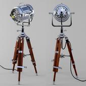 Напольный светильник Ralph Lauren Movie Stile