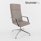 Brunner Finasoft Executive Swivel Chair