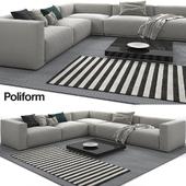 Sofa Poliform Bolton