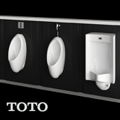 toto urinal wall hung collection 2