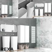 Bathroom set_1 by REXA design