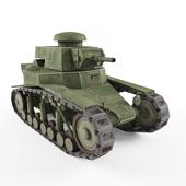 MC-1 Soviet Tank / MC -1 USSR Toon Tank