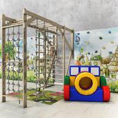 """Children's playground """"Basic Tale"""""""