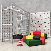 "Children's play complex ""Basic Formula 1"""