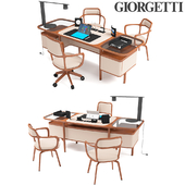 Giorgetti Mogul and Baron Set