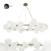 The Mimosa Pendant by Atelier Areti