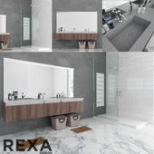 Bathroom set_2 by REXA design
