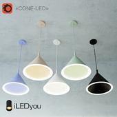 Подвесной светильник CONE LED