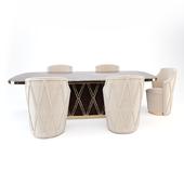 table + chair Visionnaire Kingsley