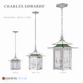 Charles Edwards HEXAGONAL TREATY PORT