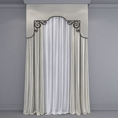 curtains with bandeau-3