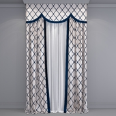 curtains with bandeau-2