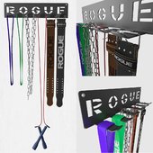 Hanger for CrossFit inventory