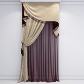curtains with bandeau-4