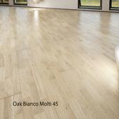 Barlinek Floorboard - Decor Line - Oak Bianco Molti