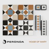 PERONDA House of Vanity