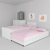 Set of furniture in a nursery IKEA