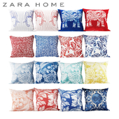 Zarahome - Decorative Pillows Set