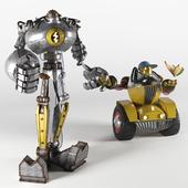 Robot Blitzcrank