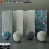 Marble slab & Seamless texture Set 16