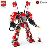LEGO Ninjago №70615