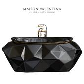 Maison Valentina Bath Black