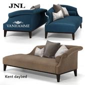 Ottoman Kent, Vanhamme collection, producer JNL / Kent daybed, Vanhamme, JNL