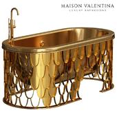 Maison Valentina Bath Gold
