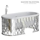 Maison Valentina Bath Nikel