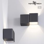 Landscaped LED wall light NOVOTECH 357400 KAIMAS