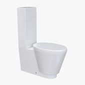 Carabeo Ceramica Monoblock WC