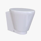 Carabeo Ceramica WC Wish