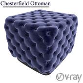 Chesterfield Ottoman