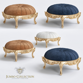 Tufted jumbo collections