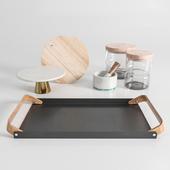 Hübsch Kitchen Set